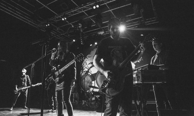 Converge blood moon mini tour Reims 2016